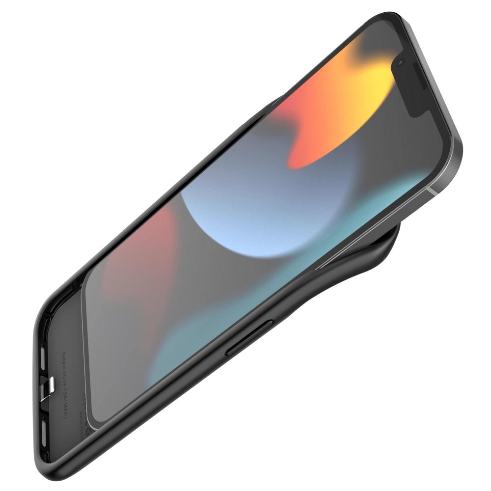 Чехол аккумулятор для iPhone 13 Pro 4800 mAh black
