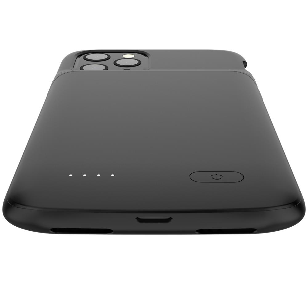 Чехол аккумулятор для iPhone 11 Pro 5000 mAh black