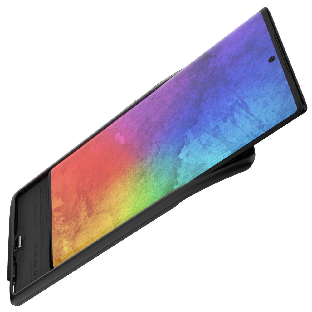 Чехол зарядка для Samsung Note 10 5200 mAh red iBattery