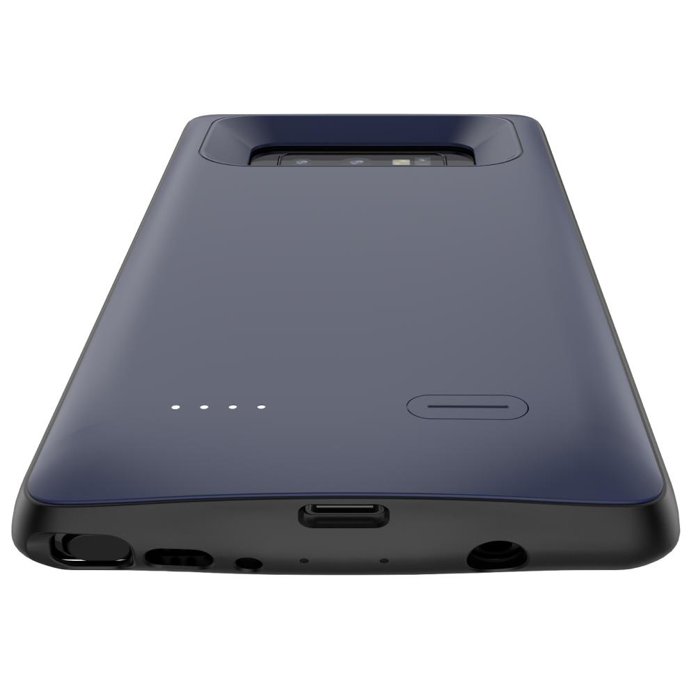 Чехол аккумулятор для Samsung Note 9 blue 5000 mAh iBattery