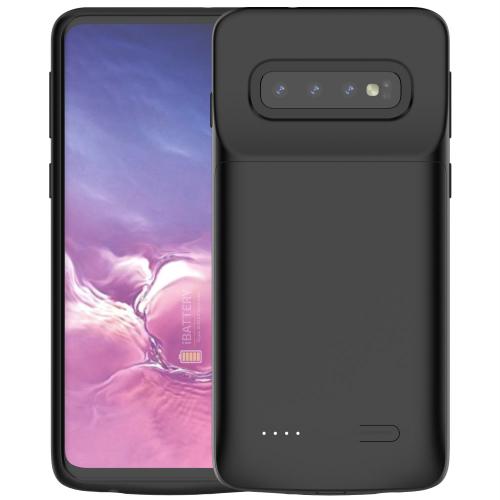Чехол зарядка для Samsung S10 black 4700 mAh iBattery