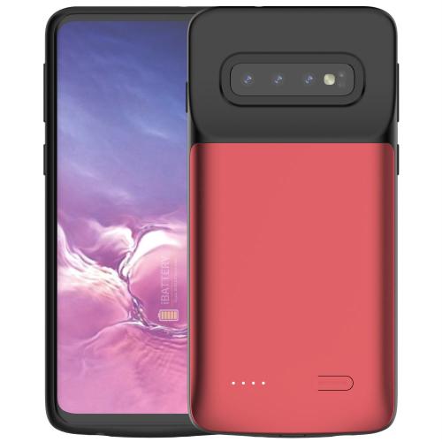 Чехол зарядка для Samsung S10 red 4700 mAh iBattery