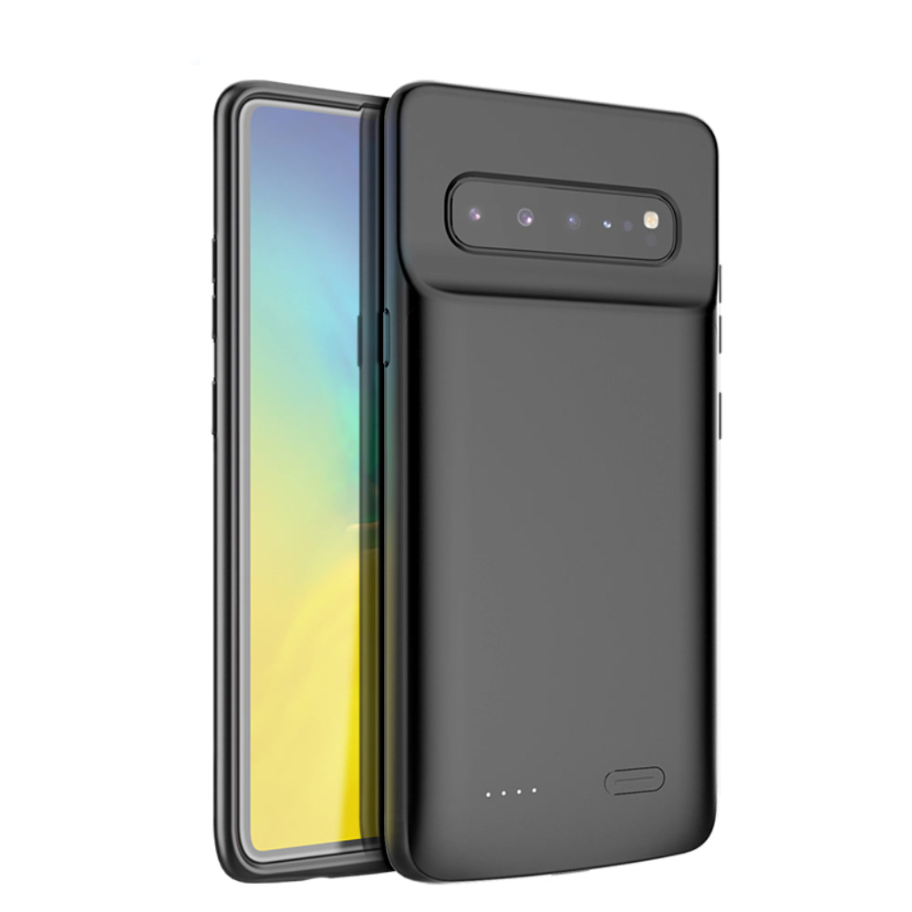 Чехол зарядка для Samsung S10 5G black 5000 mAh iBattery
