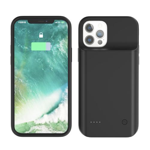Чехол зарядка для iPhone 11 Pro Max 6800 mAh black iBattery