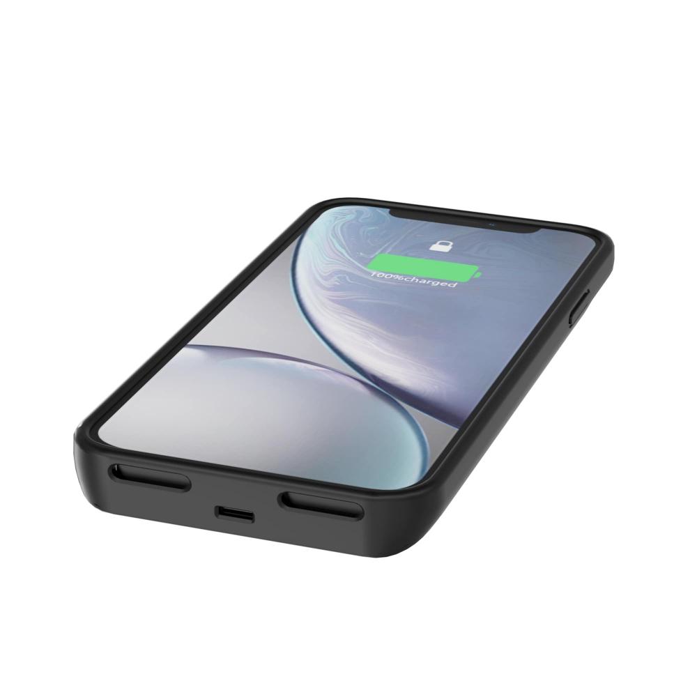 Чехол зарядка для iPhone Xr 6800 mAh Oxford Design