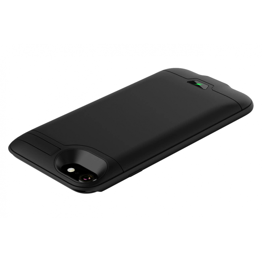 Чехол батарея для iPhone 6/6s/7/8 5000 mAh black