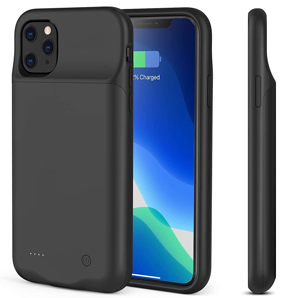 Чехол аккумулятор для iPhone 12 Pro 3500 mAh black iBattery