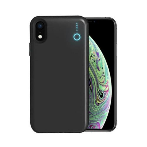 Battery case для iPhone XR 5000 mAh black