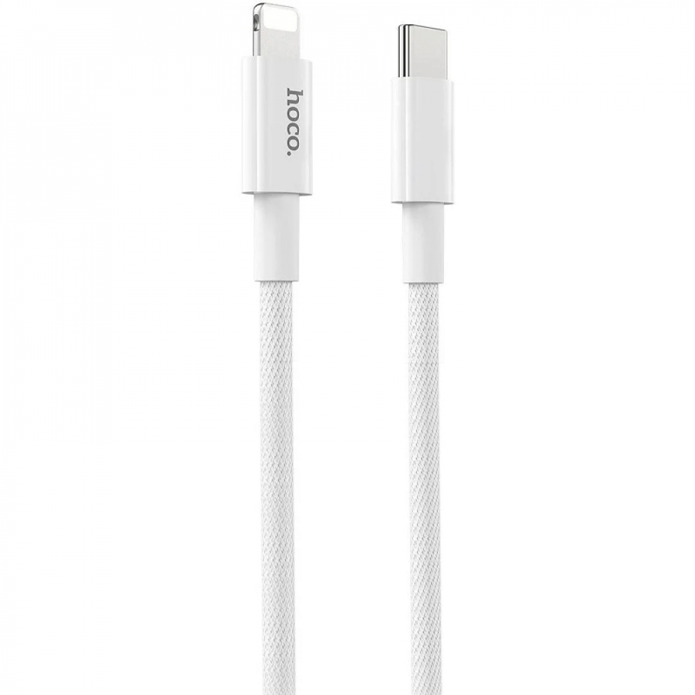 Cable Hoco X56 New Original PD Type-C to Lightning White 1m