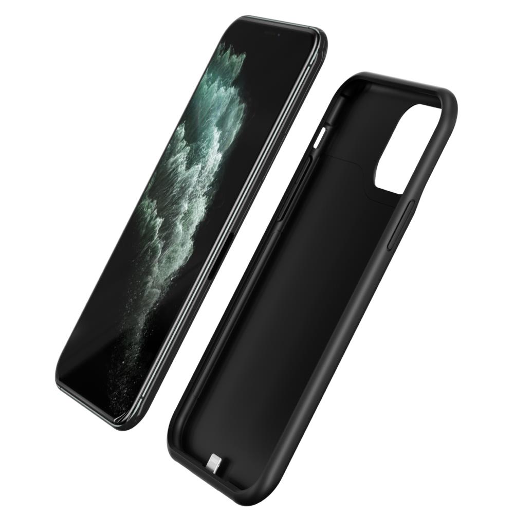 Чехол powerbank для iPhone 11 Pro 4200 mAh black iBattery
