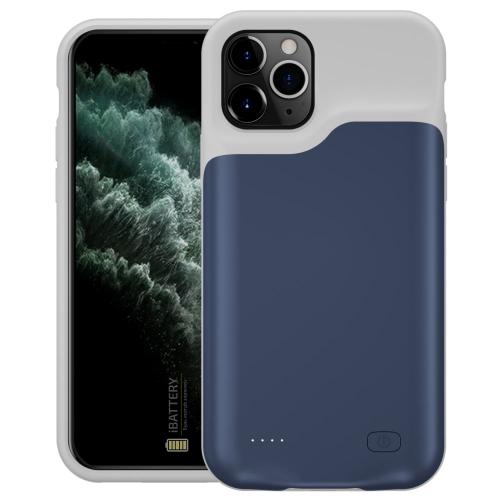 Чехол powerbank для iPhone 11 Pro Max 6500 mAh blue iBattery
