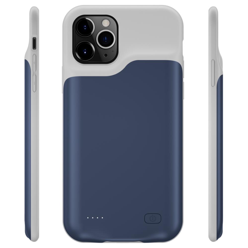 Чехол powerbank для iPhone 11 Pro 4200 mAh blue iBattery