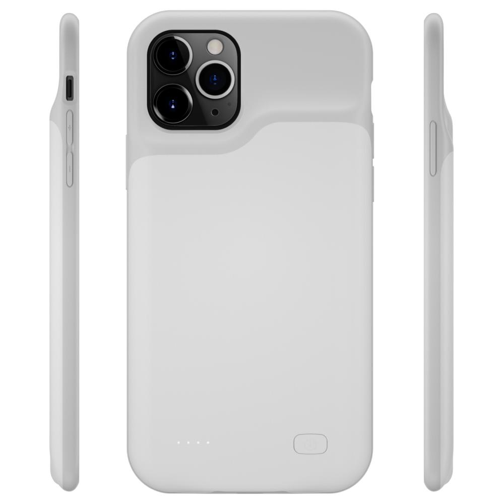 Чехол powerbank для iPhone 11 Pro 4200 mAh white iBattery