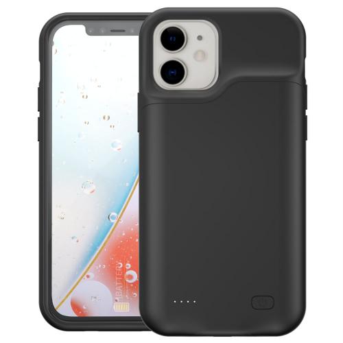 Чехол powerbank для iPhone 12 Mini 4000 mAh black iBattery