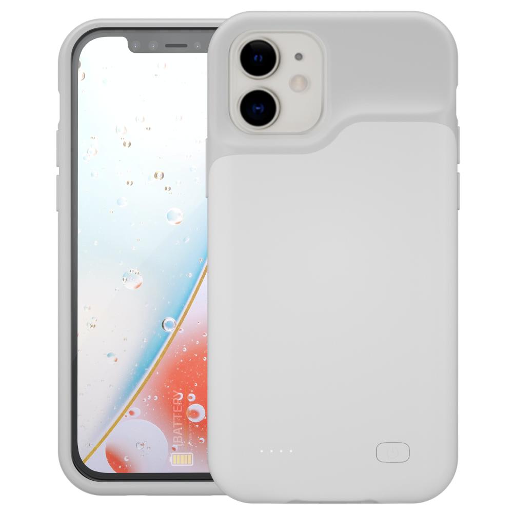 Чехол powerbank для iPhone 12 Mini 4000 mAh white iBattery