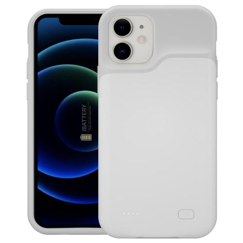 Чехол powerbank для iPhone 12 4000 mAh white iBattery