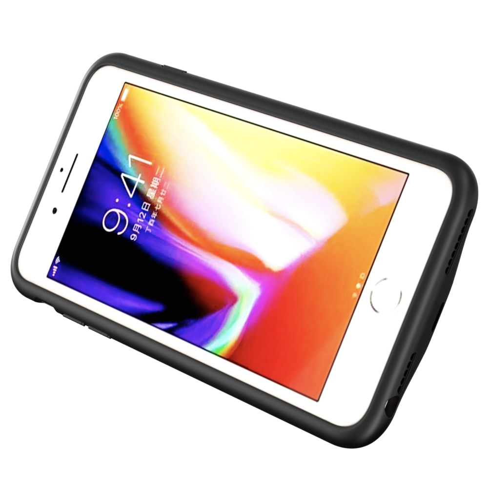 Battery case для iPhone 6/6s/7/8 Plus 6500 mAh black