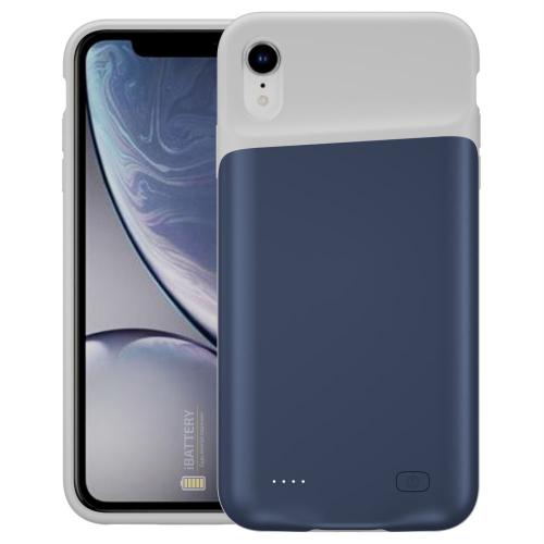 Power case для iPhone XR 6000 mAh blue