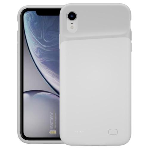 Power case для iPhone XR 6000 mAh white