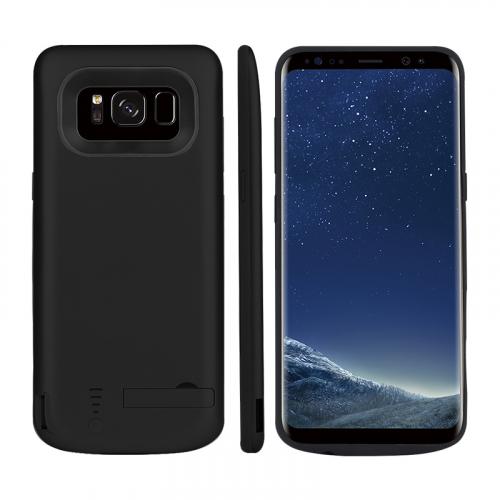 Чехол повербанк для Samsung S8 5000 mAh black iBattery