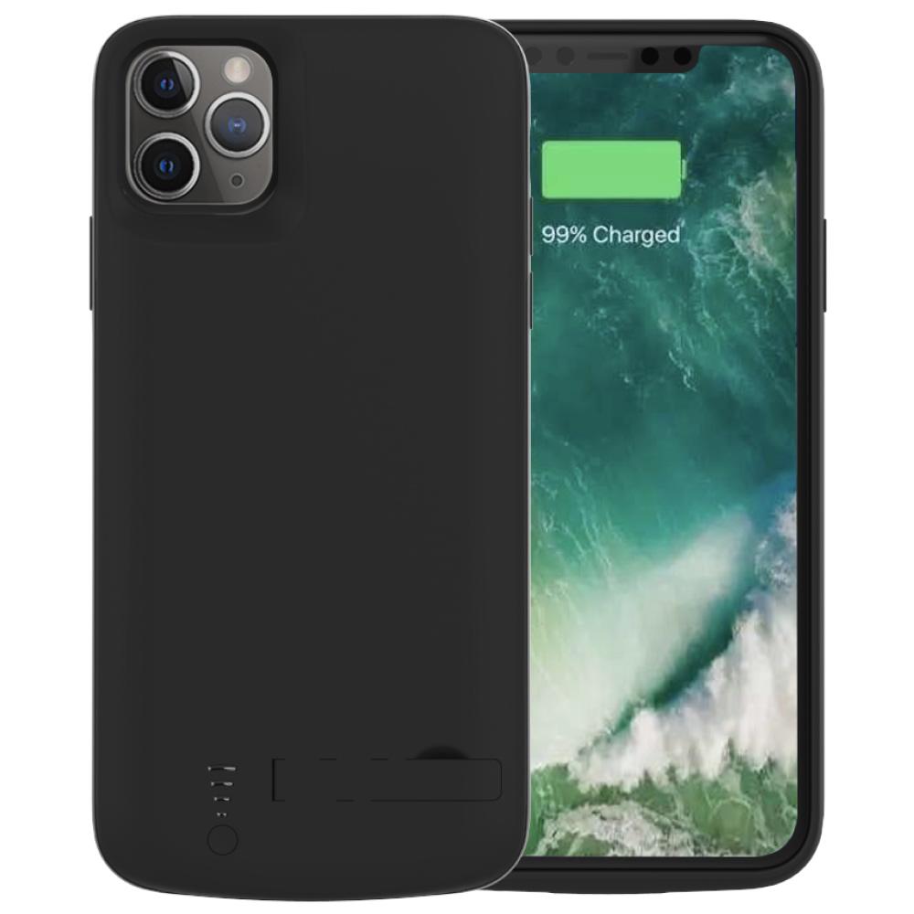 Чехол зарядка для iPhone 11 Pro 5000 mAh black iBattery