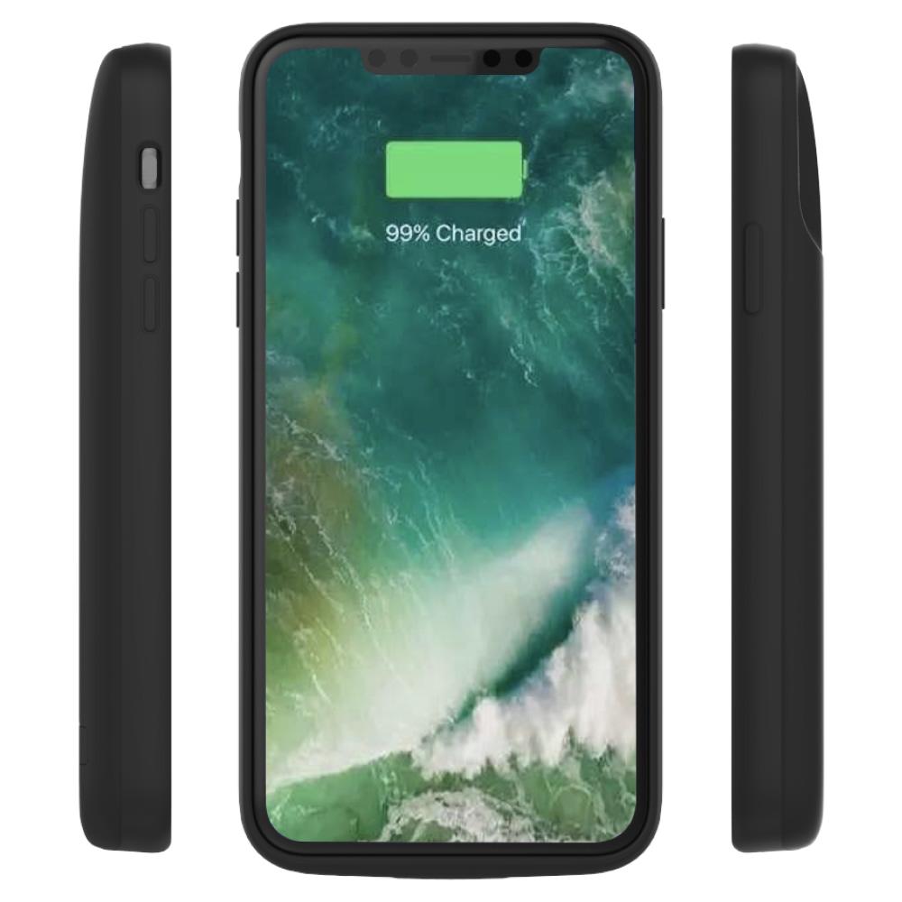 Чехол зарядка для iPhone 11 Pro 5000 mAh черная black iBattery