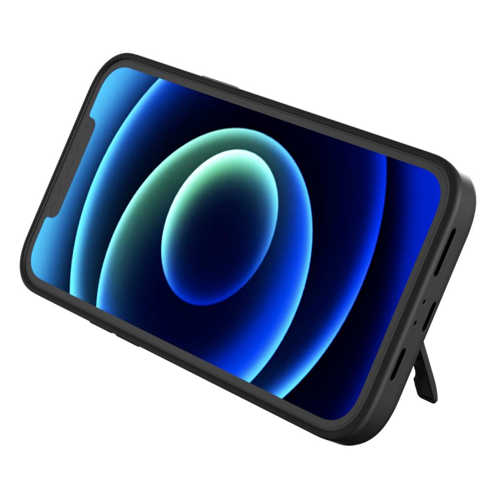 Чехол аккумулятор для iPhone 12 5000 mAh black iBattery