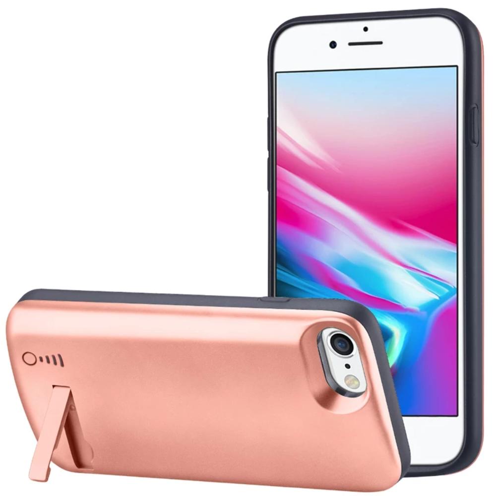 Чехол зарядка для iPhone 6/6s/7/8 rose 5500mAh iBattery