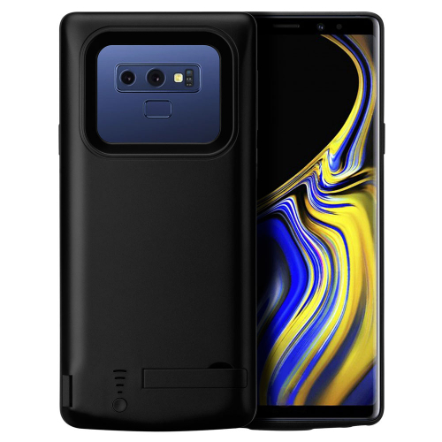 Чехол зарядка для Samsung Note 9 black 5000 mAh iBattery