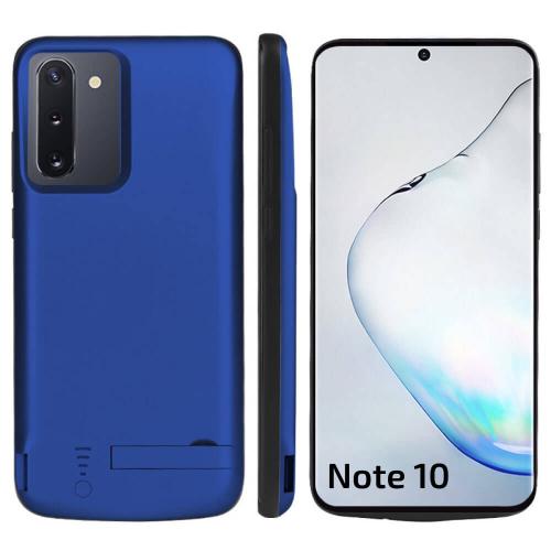 Чехол аккумулятор для Samsung Note 10 5000 mAh blue iBattery
