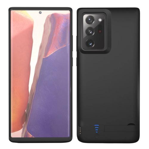 Чехол зарядка для Samsung Note 20 Ultra 6000 mAh black iBattery