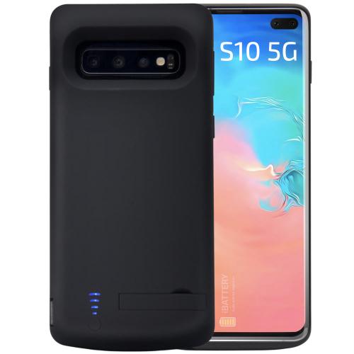 Чехол аккумулятор для Samsung S10 5G black 6500 mAh iBattery