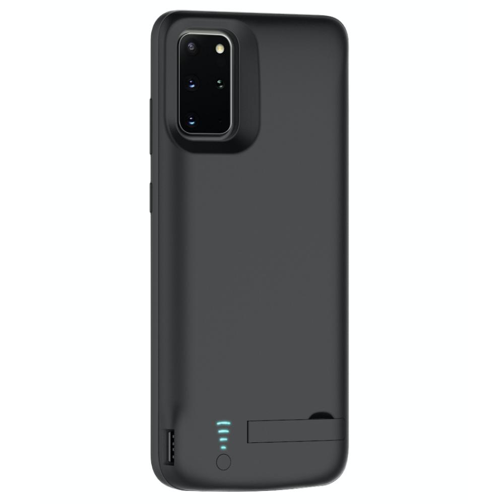 Чехол зарядка для Samsung S20 Plus black 6000 mAh iBattery