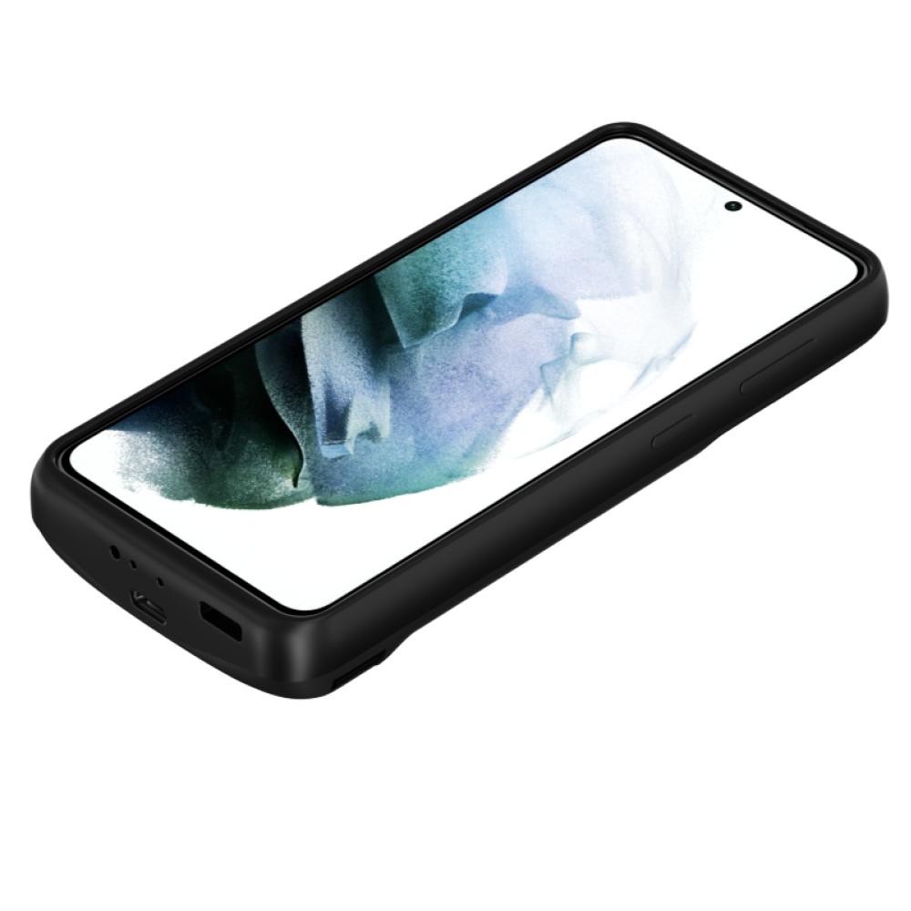 Чехол зарядка для Samsung S21 black 5000 mAh iBattery