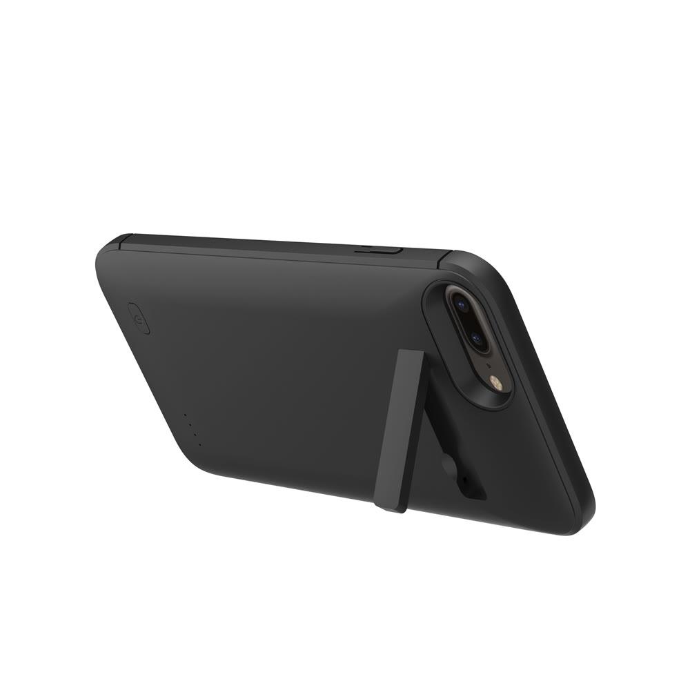 Чехол батарея для iPhone 6+/6s+/7+/8 Plus 6200 mAh black