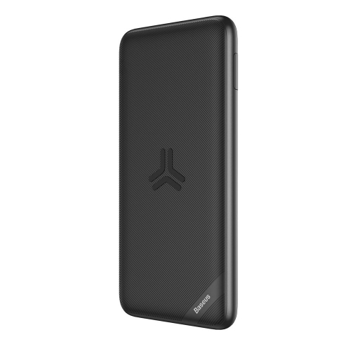 PowerBank Baseus S10 Bracket (Wireless Charger) 10000mAh (PPS10-01) Black