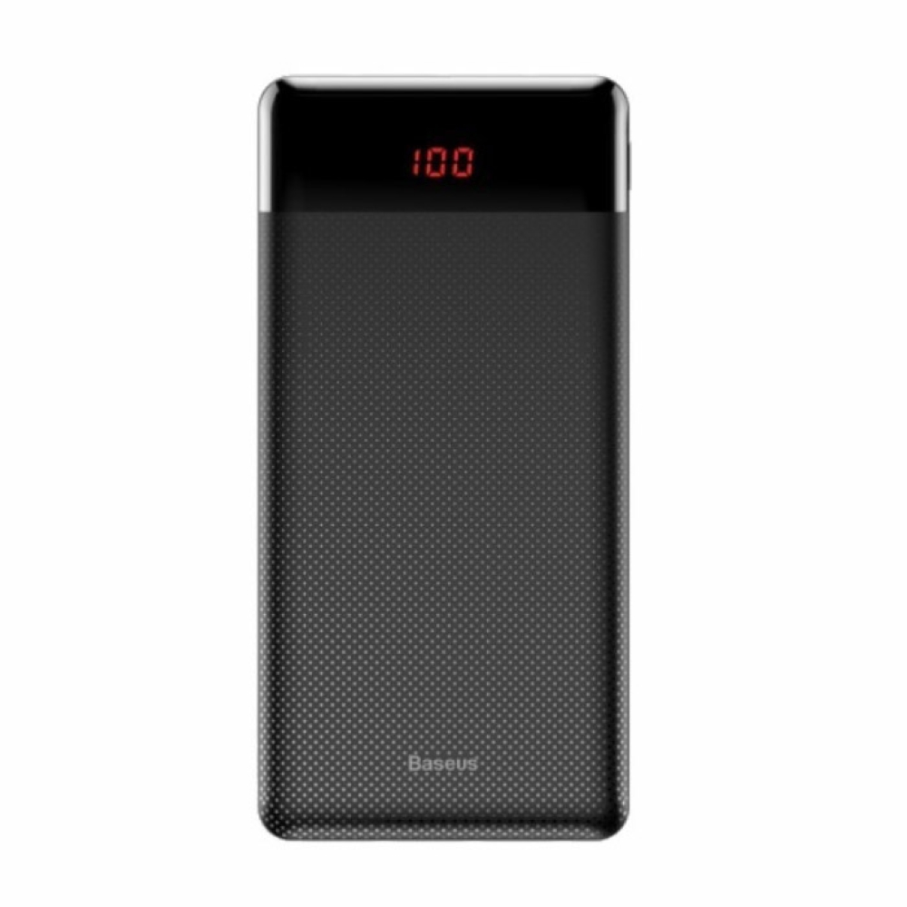 PowerBank Baseus Mini Cu Digital LCD 10000mAh (PPALL-AKU01) Black