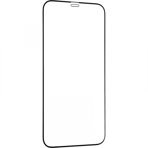 Защитное стекло iPhone 12 Pro Max 3D Black (тех.пак)
