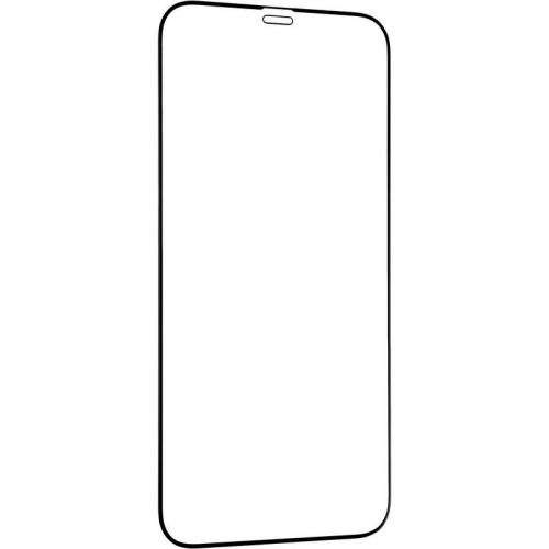 Защитное стекло iPhone 12/12 Pro 3D Black (тех.пак)