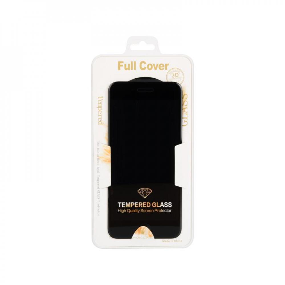 Защитное стекло iPhone X 3D Black (тех.пак)