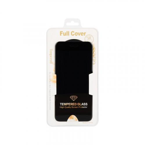 Защитное стекло iPhone 12 Mini 3D Black (тех.пак)