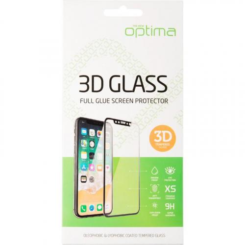 Защитное стекло Optima 3D for iPhone XR Black