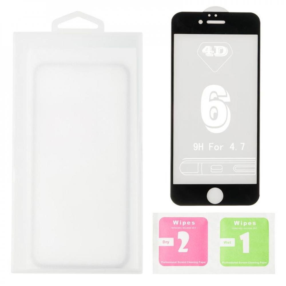 Защитное стекло Optima 4D for iPhone XS Max Black