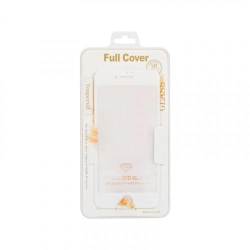 Защитное стекло iPhone 6 Plus 3D White (тех.пак)